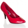 Faux LeatherMP-420 Red Patent